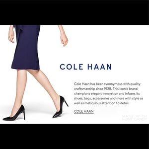 Cole Haan Signature OS Grand Black High Heels